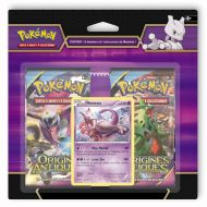 Duopack MEWTWO : 2 boosters Xy07 Origines Antiques