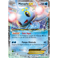Manaphy ex pv 120 32/122 - XY rupture turbo 9