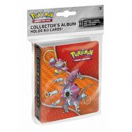 Mini Album Collector Ultra Pro 60 cartes + 1 booster XY Break Through en Anglais (Impulsion Turbo)