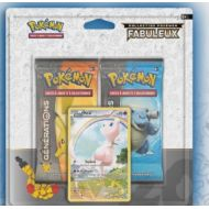 Collection pokémon FABULEUX : DUO PACK Générations  avec MEW