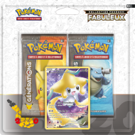 Jirachi duopack Collection générations