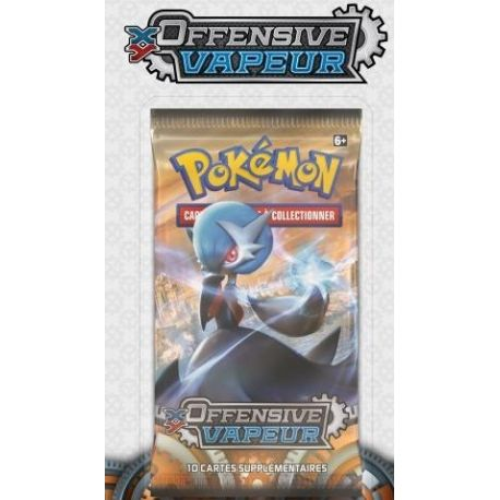 Booster Pokémon XY11 Offensive Vapeur illustration Gardevoir