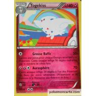 Togekiss 140 PV - 45/108 Xy06 Ciel Rugissant carte Reverse