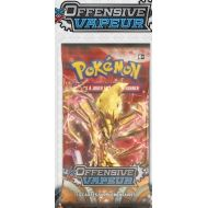 XY 11 Booster de 10 cartes Offensive Vapeur : illustration Yveltal Turbo