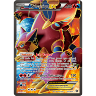 Volcanion Ex 180 pv Full Art - 107-114 Xy 11 offensive vapeur type double