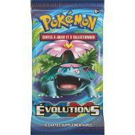 Booster Evolutions XY12 illustration Méga Florrizare Ex