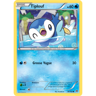 Tiplouf Pv 60 Carte Commune - 36/162 - XY08