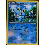 Grenousse Pv 50 Carte Reverse Commune - 46/162 - XY08