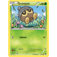 Grainipiot Pv 50 Carte Commune - 4/122 - XY09