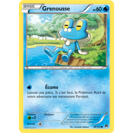 Grenousse Carte Commune Pv 60 - 38/122 - XY9
