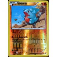 Griknot Carte Reverse Commune Pv 70 - 68/122 - XY9