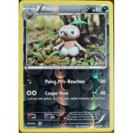 Pifeuil Carte Reverse Peu Commune Pv 80 - 72/122 - XY9