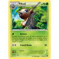 Pifeuil Carte Peu Commune 70 Pv - 10/114 - XY11