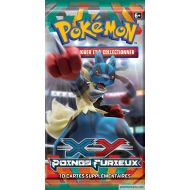 Booster pokemon XY Poings Furieux