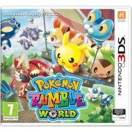 Pokémon Rumble World Nintendo 3DS neuf en VF