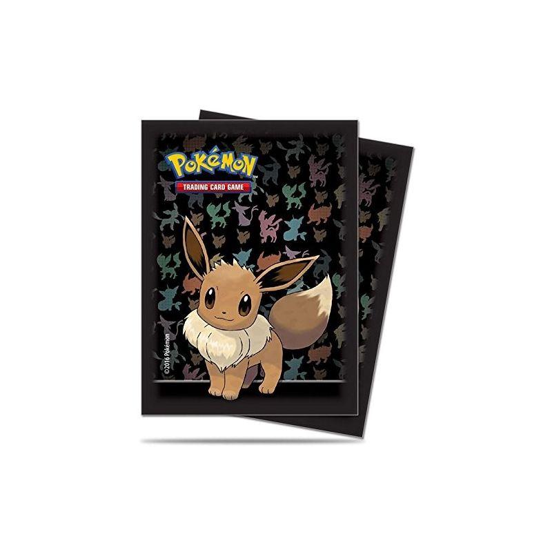 65 Proteges Cartes Evoli Eevee Ultra Pro Pokémon Accueil