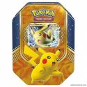 Promo Pokemon Carte : 2 Pokébox Ultra Rare PIKACHU EX + VOLCANION EX