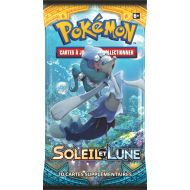 Booster pokémon Soleil Et Lune n°1 de 10 Cartes Illustration Oratoria