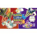Promotion Pokémon : 5 Boosters Soleil et Lune n°1 Illustrations Differentes