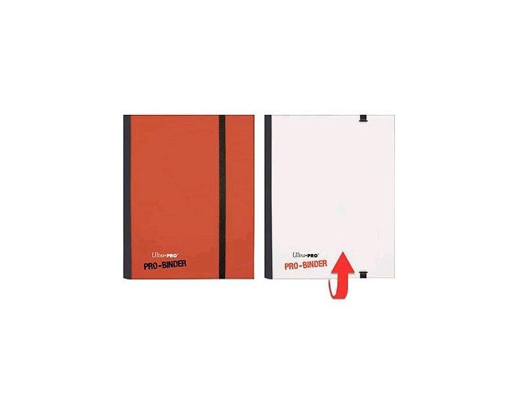 Flip Probinder 4 Pochettes Luxe Rouge Et Blanc A5