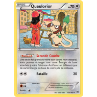 Queulorior Pv 70 Carte Rare - 123/162 - XY08
