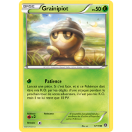 Grainipiot Carte Commune 50 Pv - 9/114 - XY11