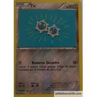 Tic Carte Reverse Commune 50 Pv - 71/114 - XY11