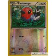 Passerouge Carte Reverse Commune 40 Pv - 94/114 - XY11