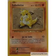 Sabelette Carte Commune 60 Pv - XY12 - 54/108