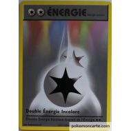 Double Energie Incolore Carte Commune - XY12 - 90/108
