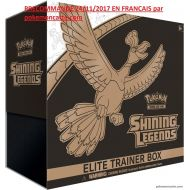 Pokémon Elite Trainer box - SL 3.5 Légendes Brillantes Ho-Oh Gx VF