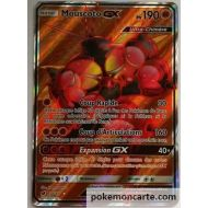 Mouscoto GX Carte Full Art Ultra-Chimere SL4 - 104/111
