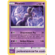Mewtwo Pv130 12/18 holo - serie detective pikachu