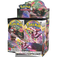 Display 36 boosters Pokémon EB02 Clash des Rebelles