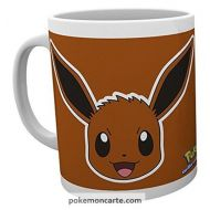 Mug Pokémon Evoli Face