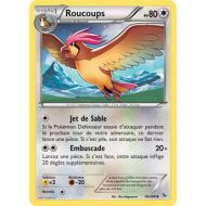 Roucoups 80 PV - 76/106 Etincelles XY