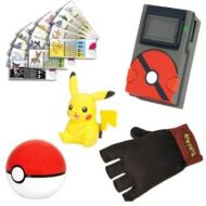 Coffret Pokédex Trainer Kit Pikachu