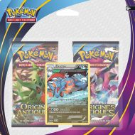 DuoPack Pokemon XY 07 Origines Antiques 2 boosters + Drattak 150 pv